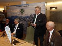 Bürgermeister Windbichler bei der Eröffnungsrede