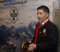 Präsident Stefan Hochstaffl aus Tirol
