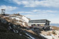 Gipfelhaus am Dobratsch