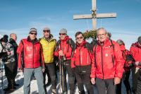 Bergfreunde unter sich
